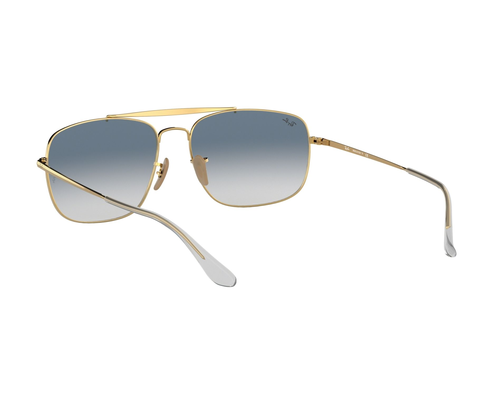 Ray-Ban RB3560 001/3F 61 mm/17 mm 3yLQxP